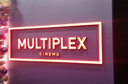 Кинотеатр Multiplex (Одесса, ТРЦ Gagarin Plaza)